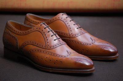 e7de1cf8fdc The Most Versatile Shoe – The Brown Full-Brogue – The Shoe Snob Blog