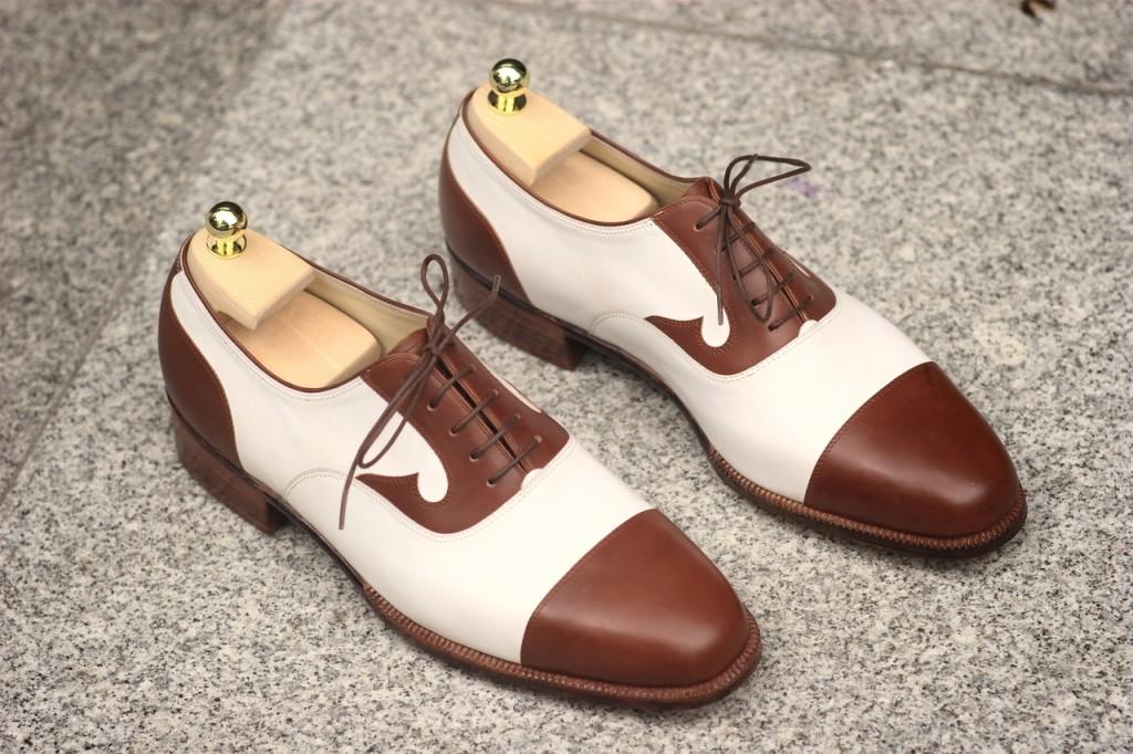 Shoes by Tadeusz Januszkiewicz