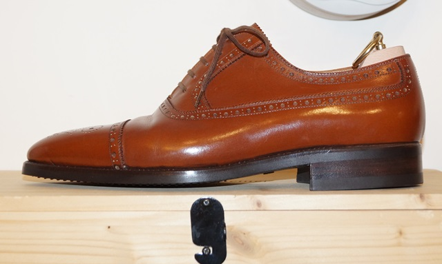 Stefano Bemer balmoral oxford brogue