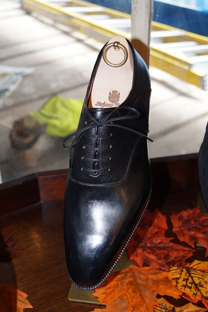 Stefano Bemer saddle shoe 1