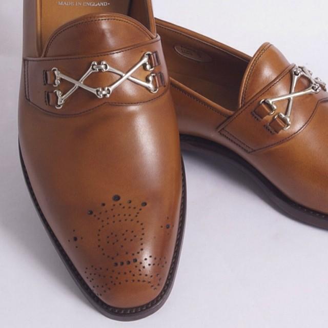 Barker Black Shoes 23