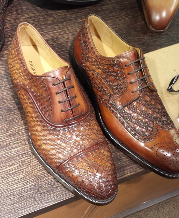 Magnanni shoes