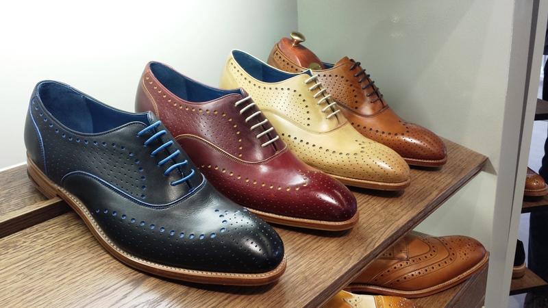 Barker Jackson - Pediwear Footwear