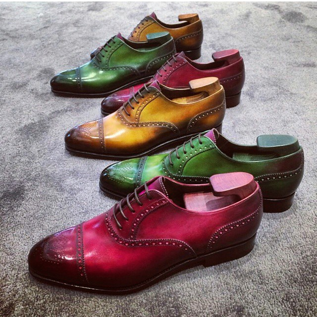 Carmina shoes on offer