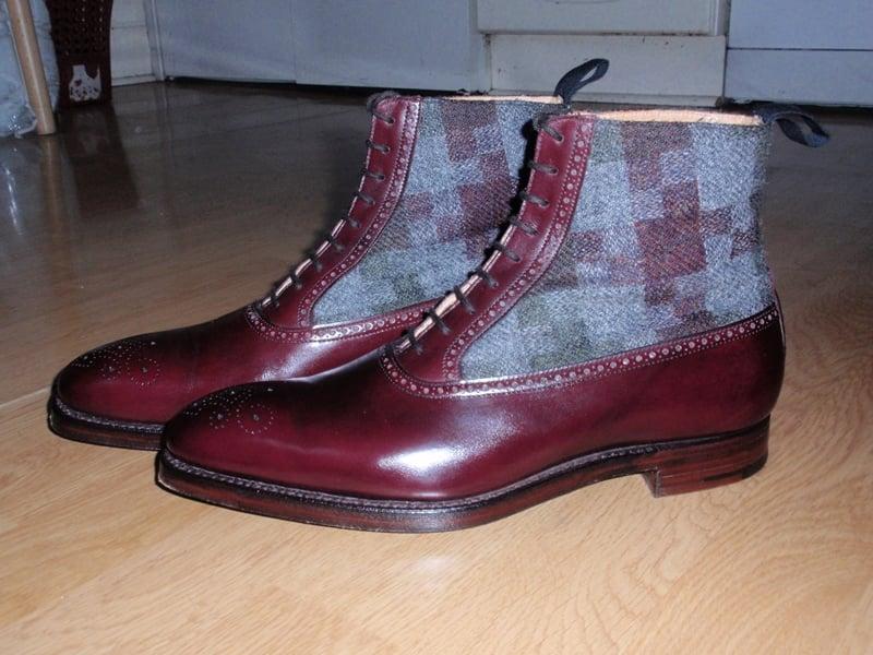 best wholesaler best loved 100% top quality Crockett & Jones MTO Boots! - The Shoe Snob BlogThe Shoe ...