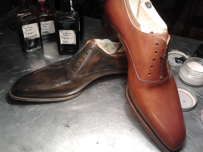 bespoke shoemaking a comprehensive guide to handmade footwear