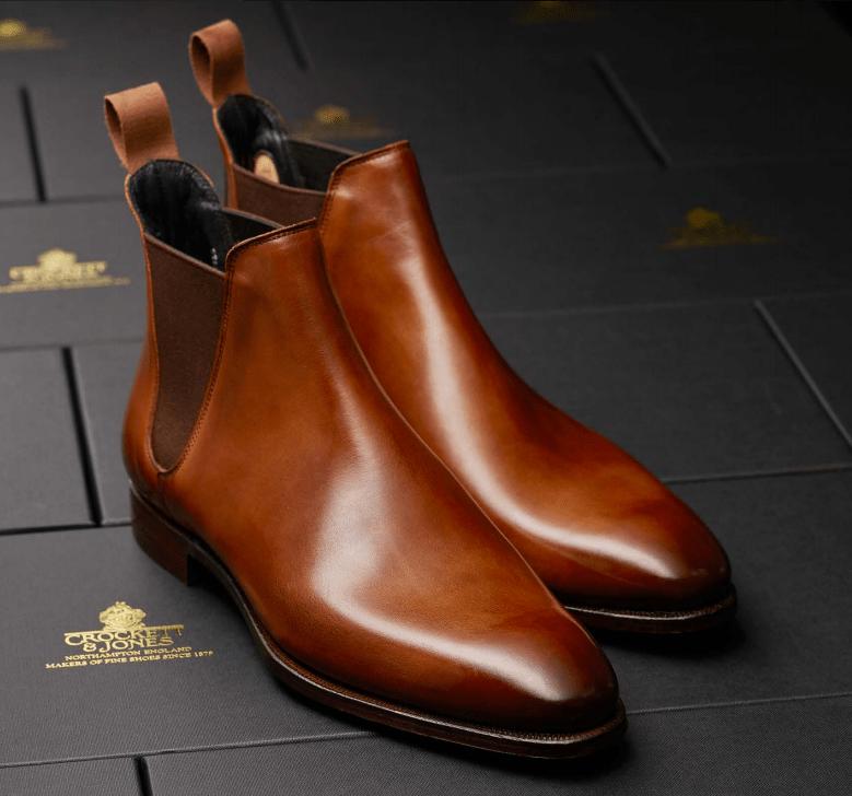d6d567f1a3e James Fox of Crockett & Jones – Interview – The Shoe Snob Blog