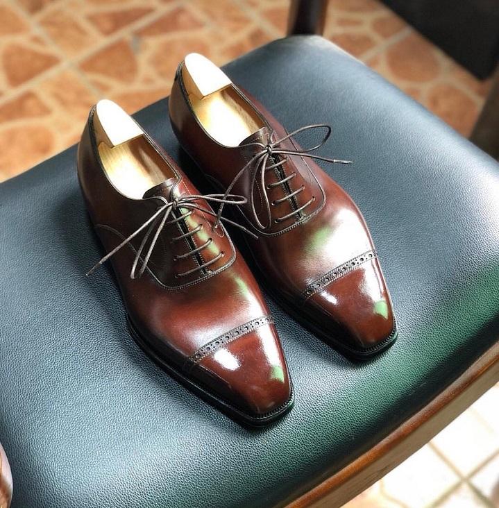 New Chinese Bespoke Shoemaker - Yim