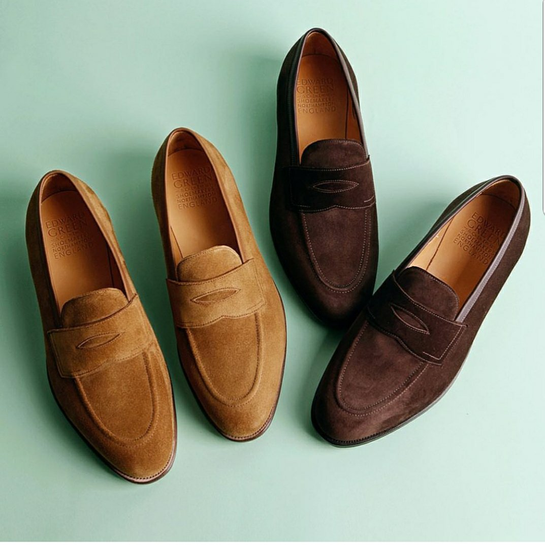 Penny Loafers - Classic Round Toe or