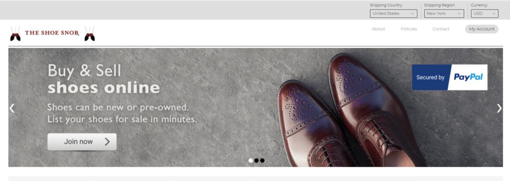 The Shoe Snob Marketplace - Buy \u0026 Sell