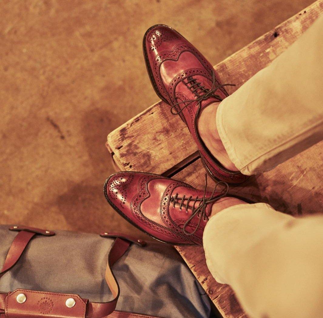 The Allen Edmonds Brogue - The Shoe