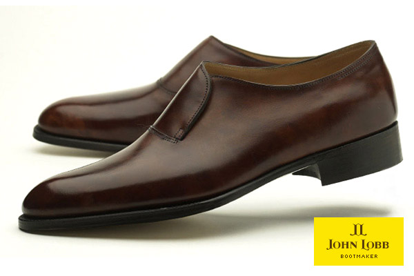 John Lobb Levah Leather Sneakers 2015 Selectism