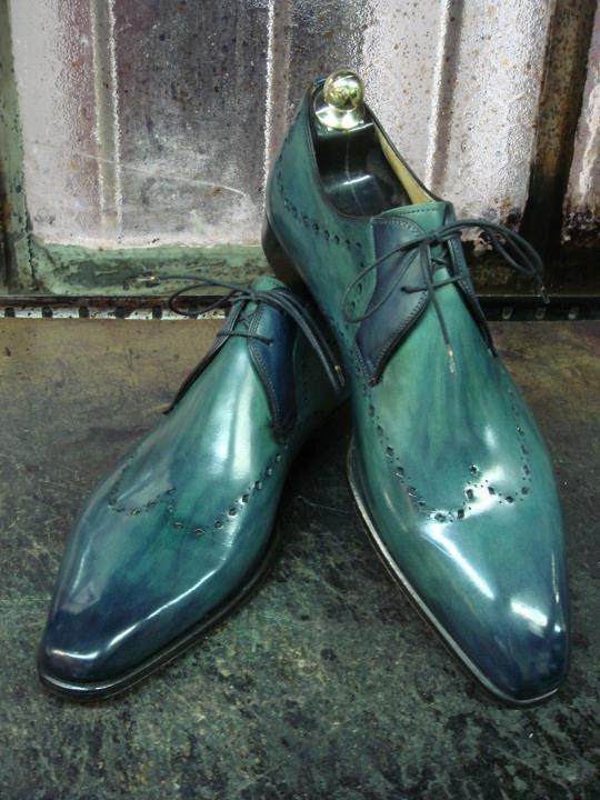 John Lobb Shoes >> Altan Bottier Beauties!! – The Shoe Snob Blog