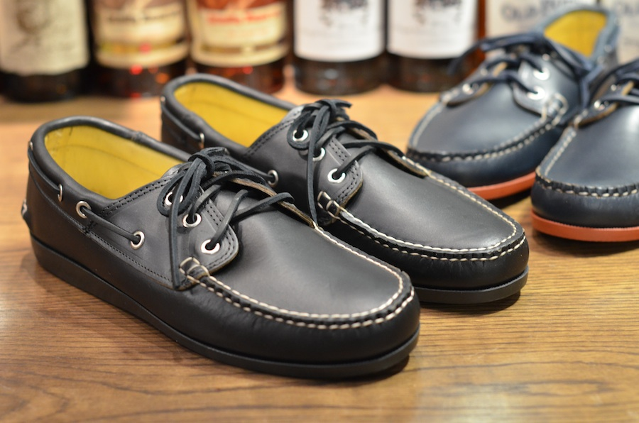 Quoddy Boat Shoes Uk