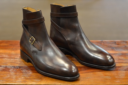 Today S Favorites John Lobb Boots The Shoe Snob Blog