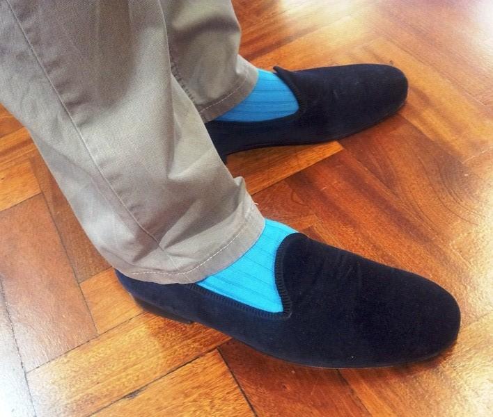 Slippers Velvet Shoes «