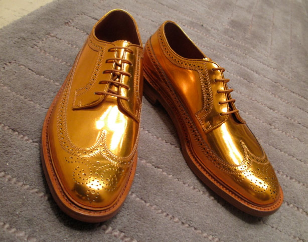 Florsheim Brogue Shoes Brogues Duckie Brown Florsheim