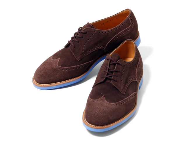 Dress Shoes With Blue Soles