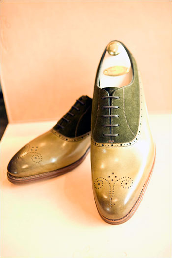Today's Favorites Edward Green Oundle The Shoe Snob Blog